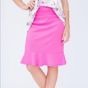 Flounce Skirt by Agnes & Dora
